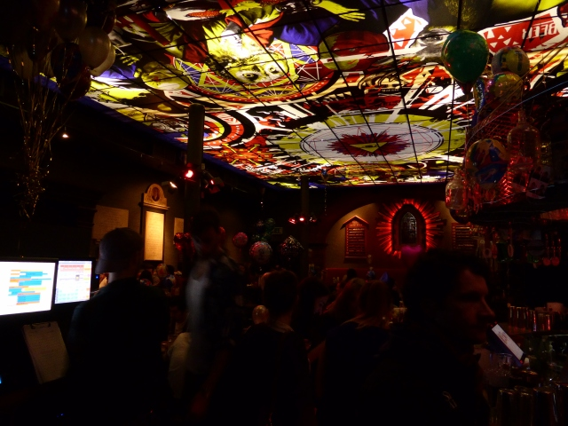 MEATmission ceiling