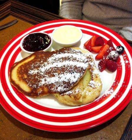 Pancakes LETO