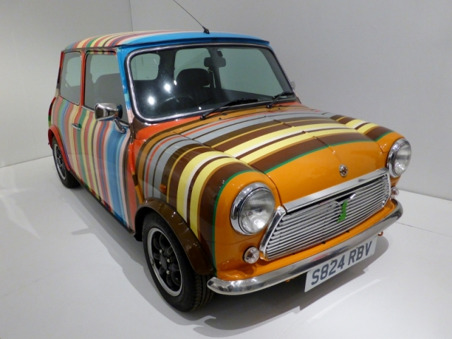 Hello My Name Is Paul Smith Mini Cooper