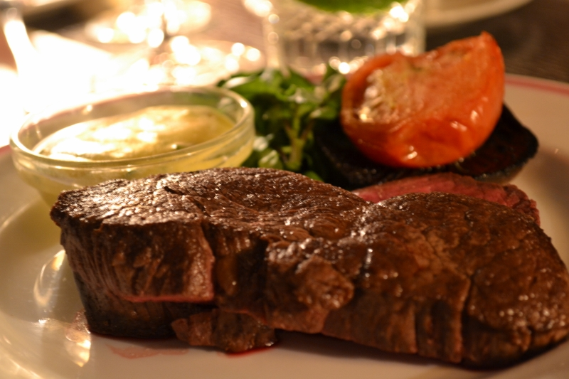 Bob Bob Ricard Chateaubriand for One
