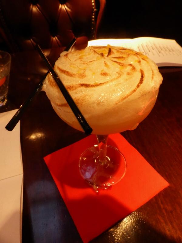 Tart Bar Clerkenwell Lemon Meringue Pie Tartini