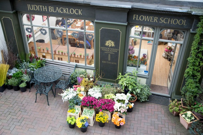 Judith Blacklock Flower School
