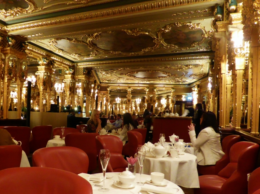 Oscar Wilde Bar Hotel Cafe Royal