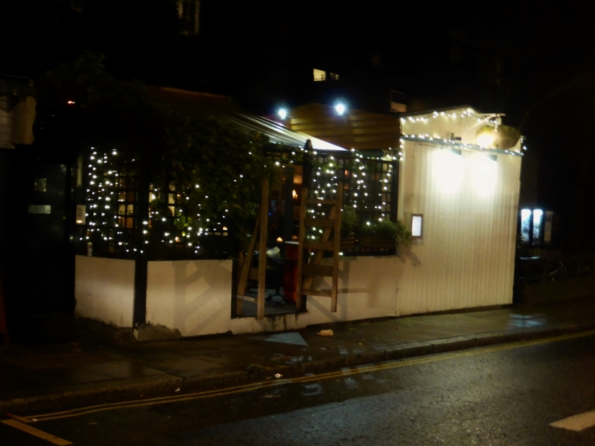 The Shed Notting Hill Review
