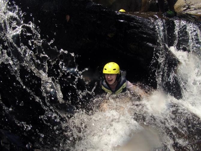 Kitulgala Borderlands white water rafting