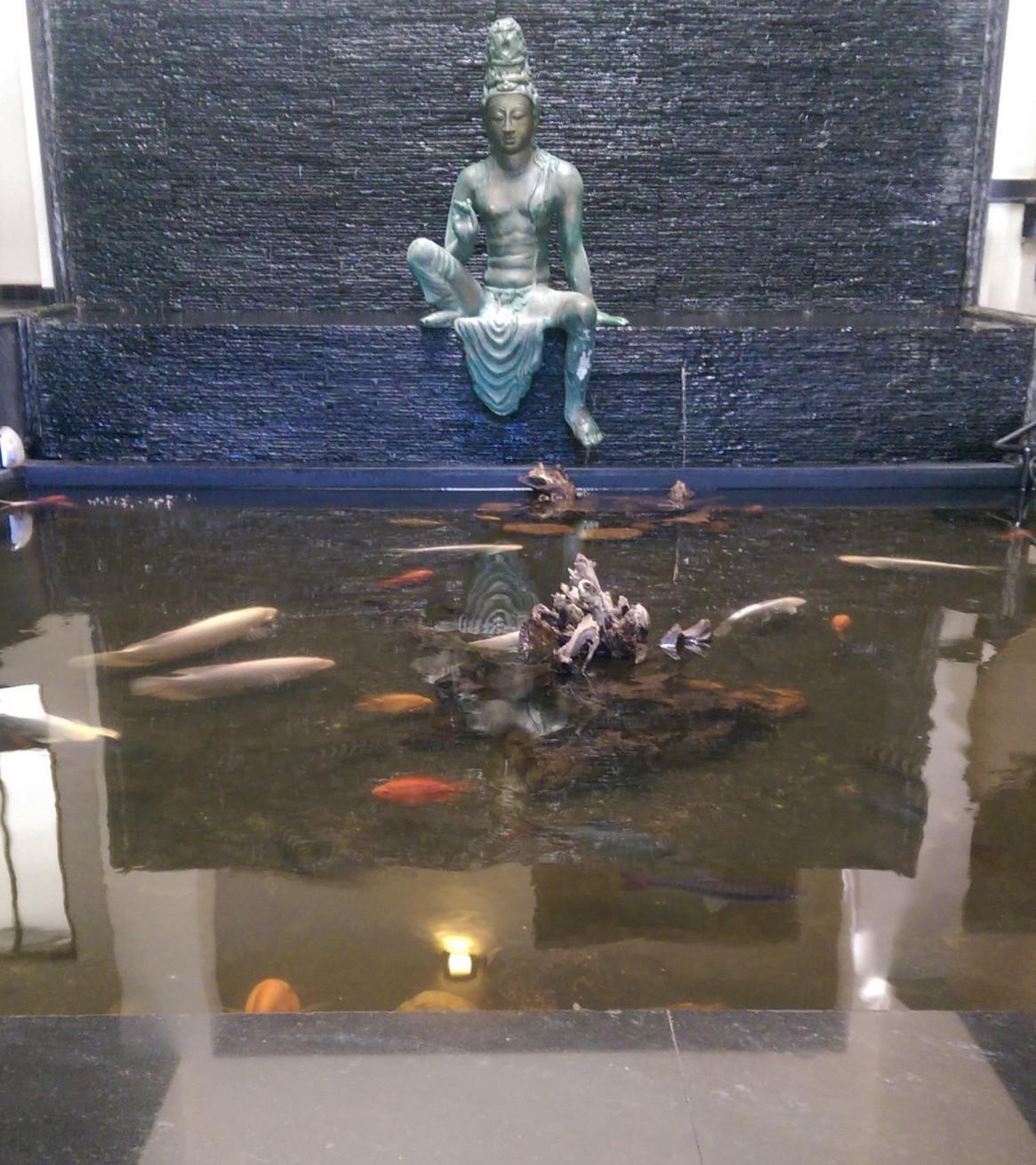 Sri Lanka Clove Villa Kandy lobby