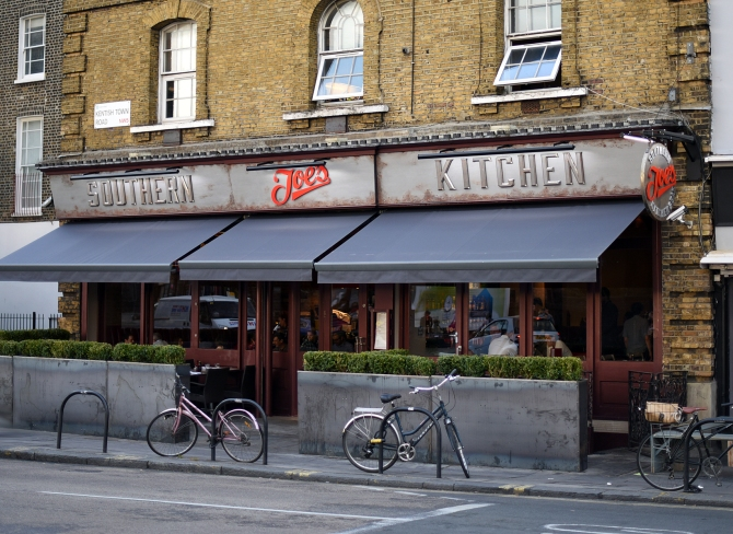 Joe's Southern Kitchen Kentish Town restaurant review