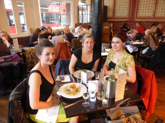 The Gate London restaurant review