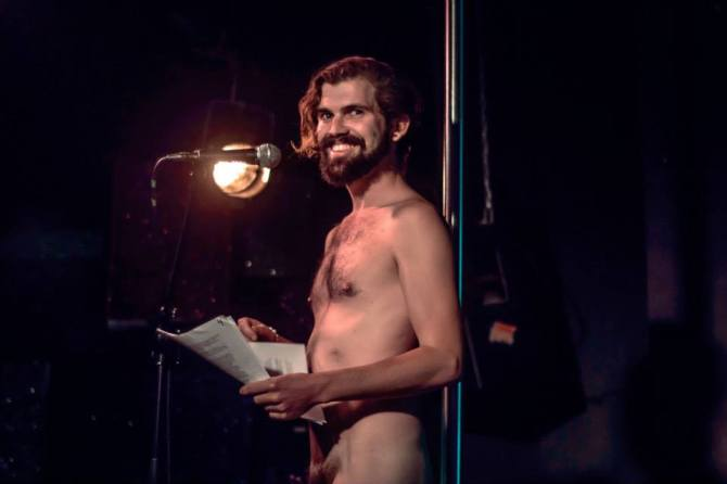 Naked Boys Reading review