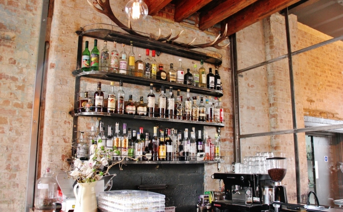 East London Liquor Company tour distillery bar review
