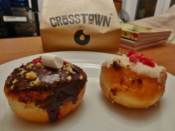 Soho Crosstown Doughnuts Bakery review