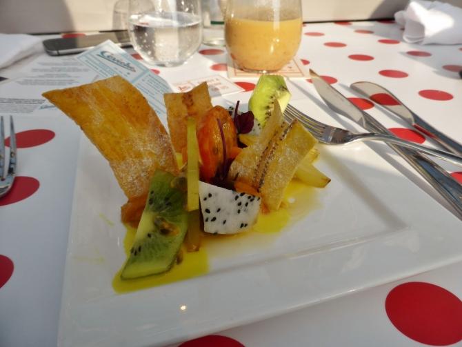 Events in the Sky Martin Morales Ceviche Andina breakfast Peruvian London