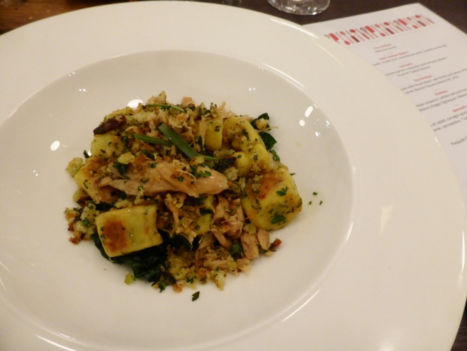 Bernardi's Marylebone restaurant review Seymour Place