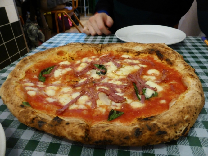 Kingly Court restaurants London Food Tour 2015 Pizza Pilgrims