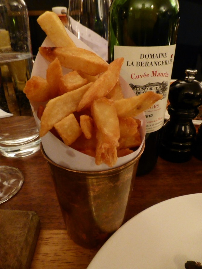 Hawksmoor Knightsbridge Bookatable London Restaurant Festival 2015