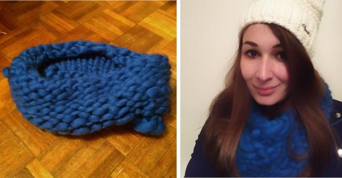 I Make Knots Drink Shop Do Knitting
